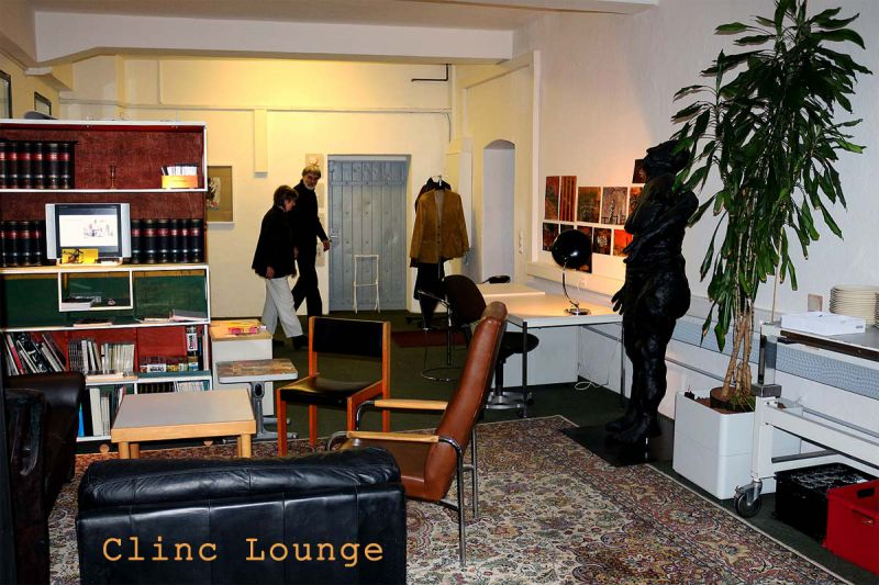 Clinc Lounge Ende 2015