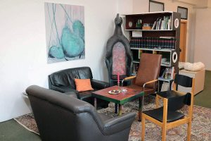 Clinc Lounge-Co-Worker Platz