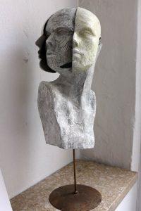 Skulptur von Susanne Leutsch