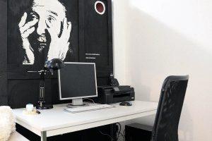 Workspace für Kreative frei im Clinc