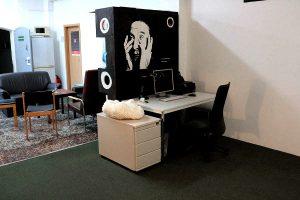 Clinc Workspace - Co-Worker Platz frei