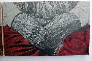Zeichnung von Bruno Bradt