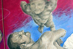 Zeichnung Bruno Bradt 2